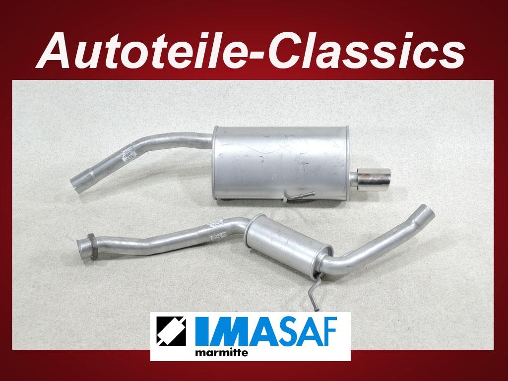ab Bj Abgasanlage Auspuff Alfa Romeo 156 1.6 16V 2.0 16V T.S. 932 2000 +Kit